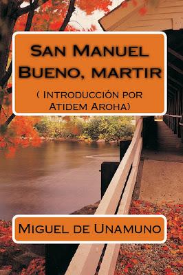 San Manuel Bueno, martir en Alejandro's Libros