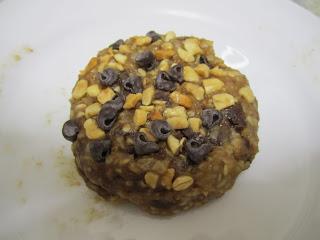 Cookies sans cuisson après réfrigération