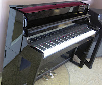 Roland LX15 Piano Polished Ebony