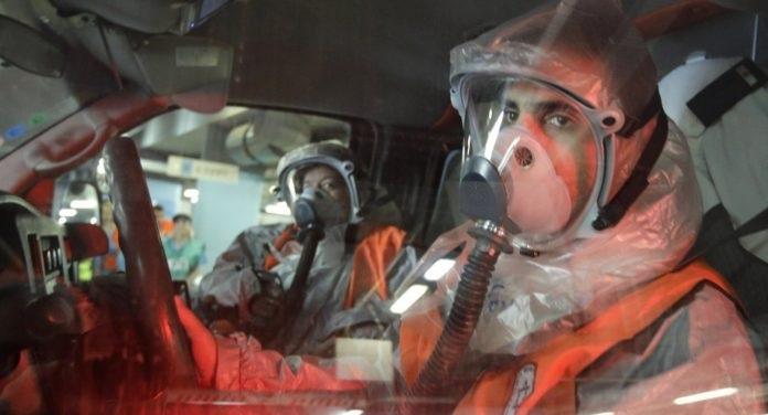 Φάκελος με ύποπτη σκόνη στη Λέσβο: Επτά άτομα σε καραντίνα – Σπεύδει κλιμάκιο της ΕΜΑΚ