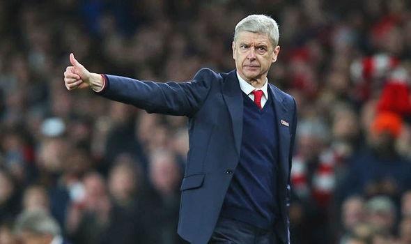 """Arsene Wenger On England Job: """"Why Not?"""""""