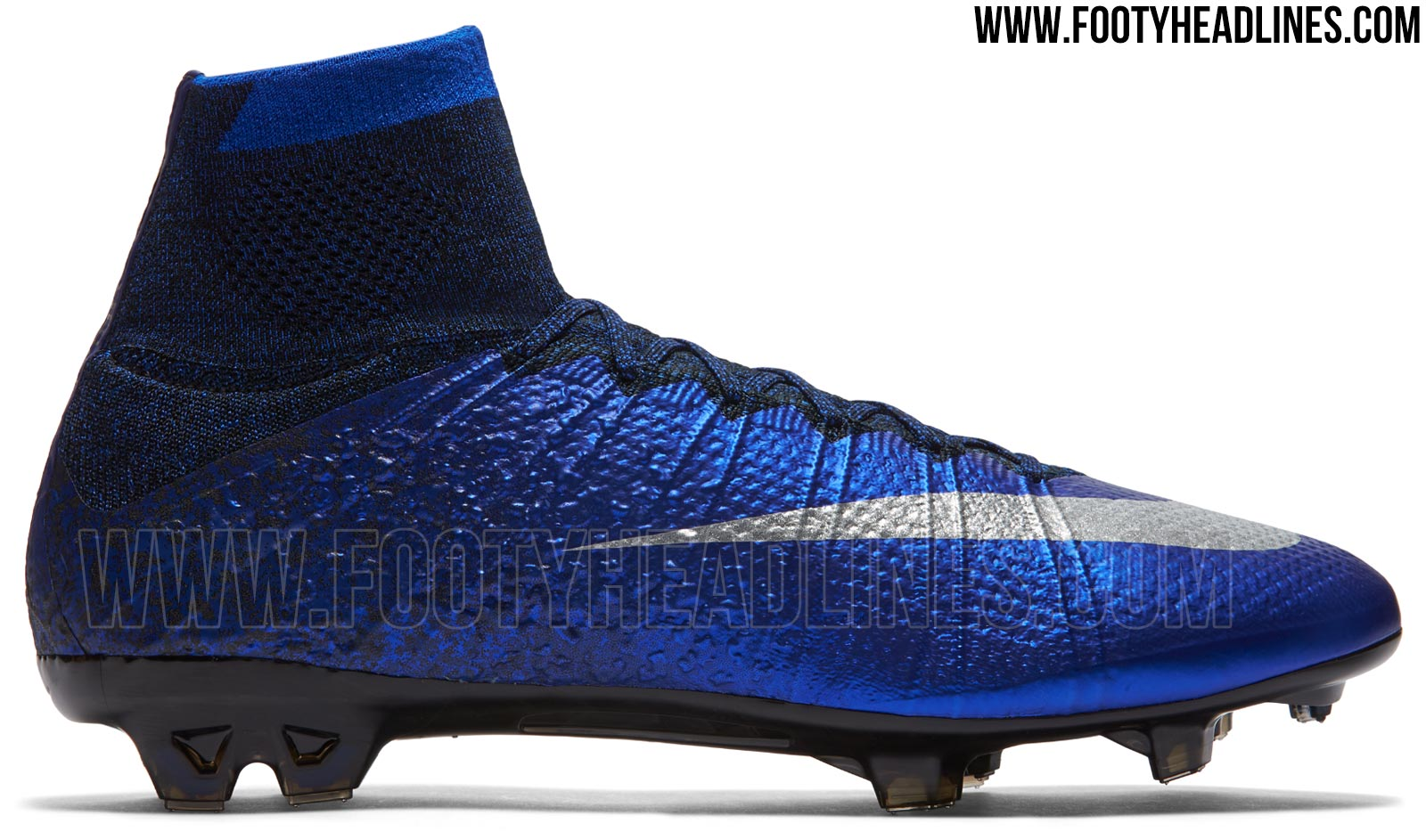 blue nike mercurial superfly cristiano ronaldo 2016. Black Bedroom Furniture Sets. Home Design Ideas