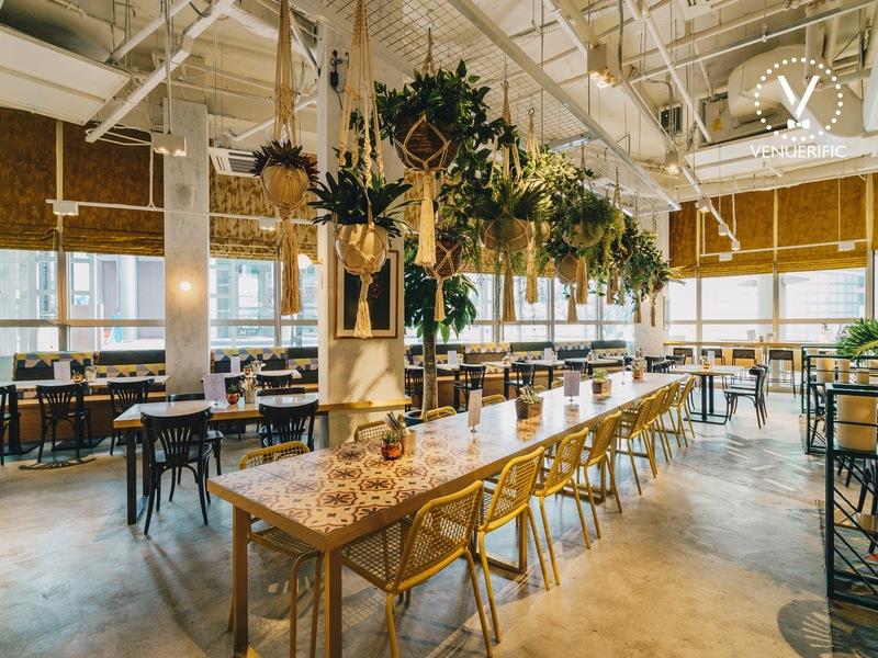 millenia walk plentyfull event venue dining experience wedding