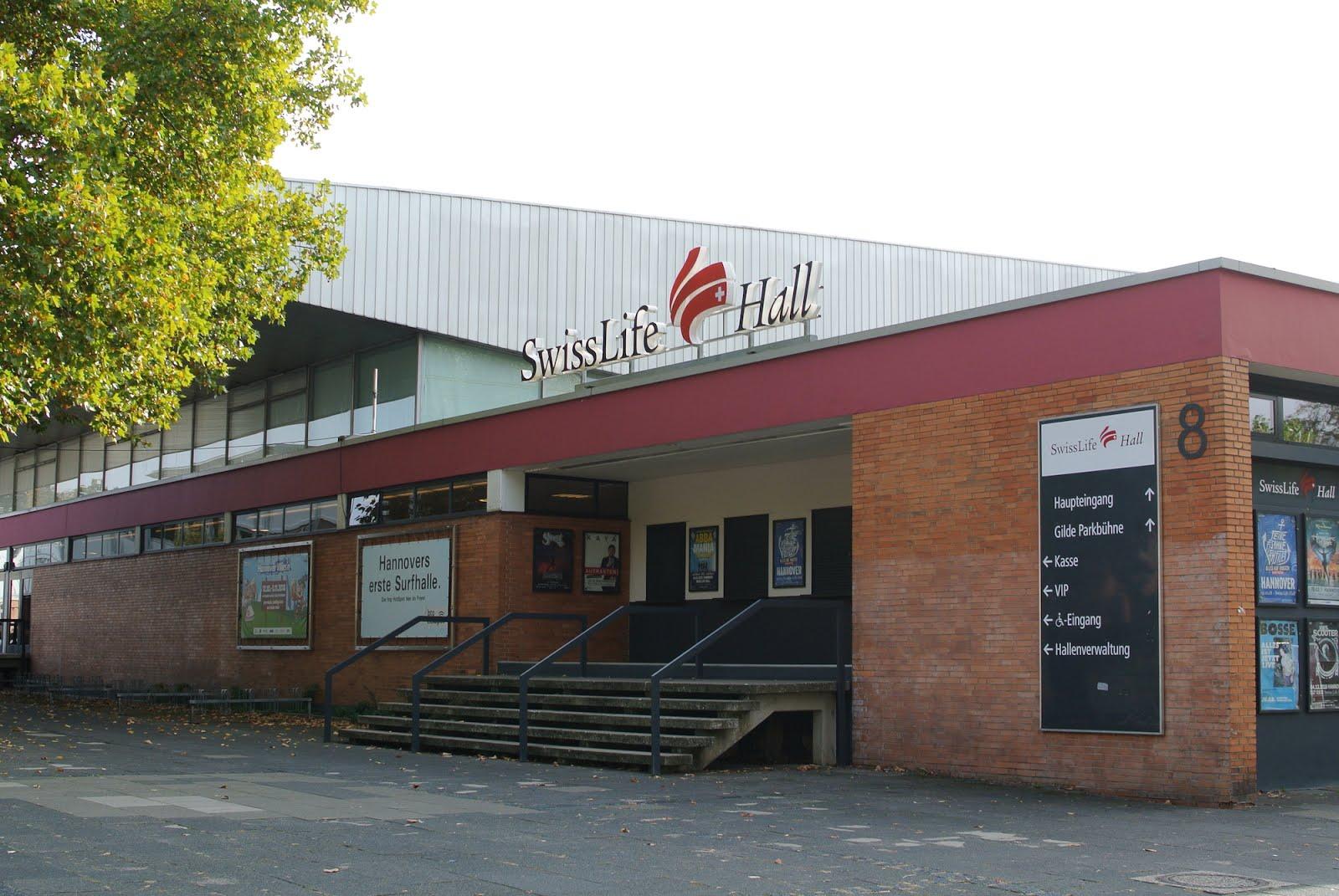 Anfahrt zur Swiss Life Hall - Tickets