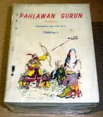 Baca Cersil Cerita Silat Online Pahlawan Gurun (PG)