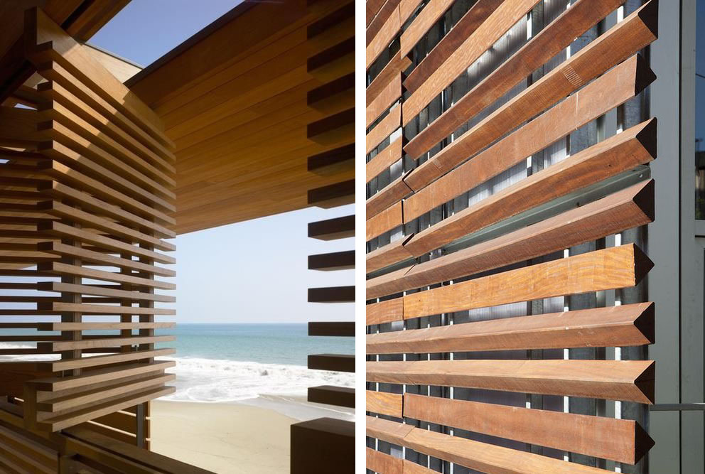 Espacios en madera - Celosias de madera ...