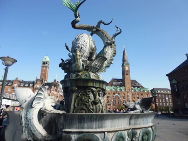 La Fuente del Dragón (Dragespringvandet)