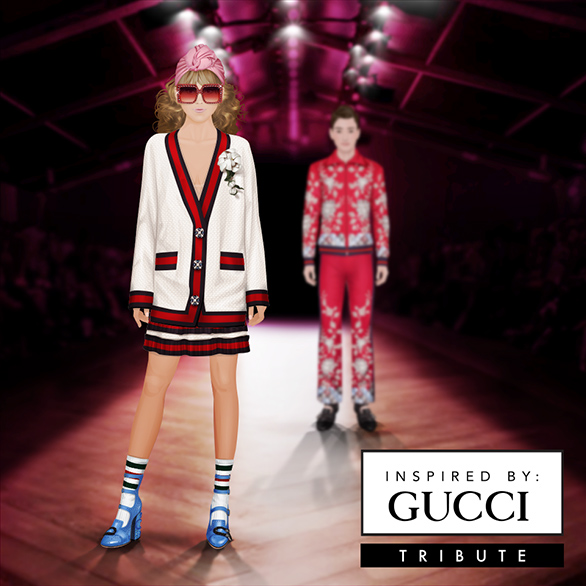 72aeaa4fc1ed Gucci Inspired Tribute - New Collection - Released