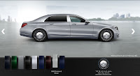 Mercedes Maybach S560 4MATIC 2018 màu Bạc Diamond 988