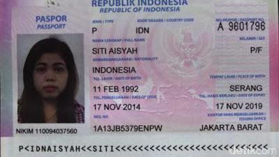 WismaQQ | Siti Aisyah Ditangkap Saat Bersembunyi di Hotel Ampang Malaysia
