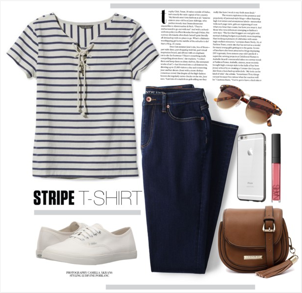 how-to-wear-stripe-tees