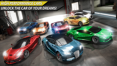 Car In Traffic 2018 Mod Apk
