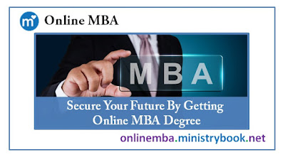 Getting Online MBA Degree
