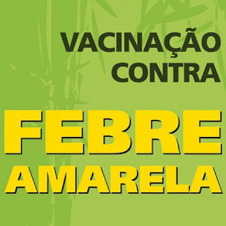 SP antecipa e amplia campanha de vacinação contra Febre Amarela