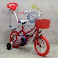 12 monchichi butterfly ctb sepeda anak