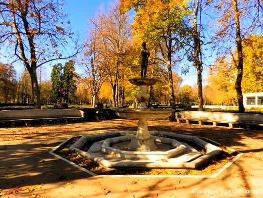 Fuente de Venus, Jardín de la Isla, Aranjuez
