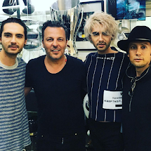 Tom Kaulitz Tokio Hotel 2016
