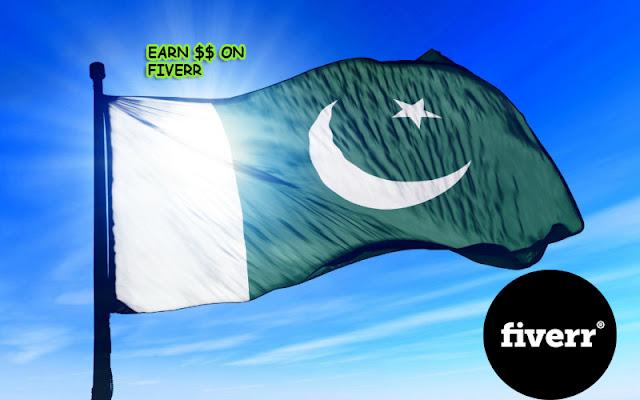 fiverr pakistan