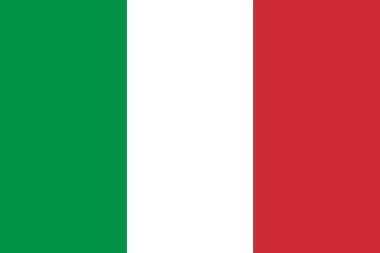 Och osakert aven i italien