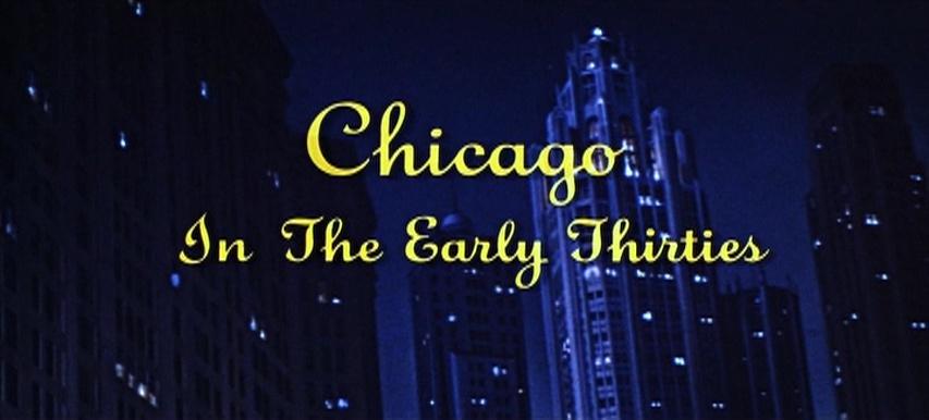 Cineclub: Chicago, años 30 (1959)