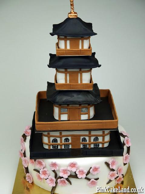 Pagoda Cake London