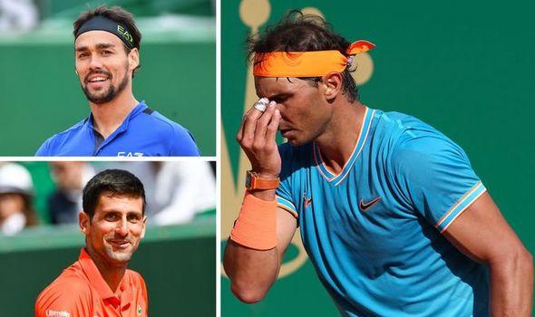 Nadal soffre Struff, ma vola comunque in semifinale a Barcellona