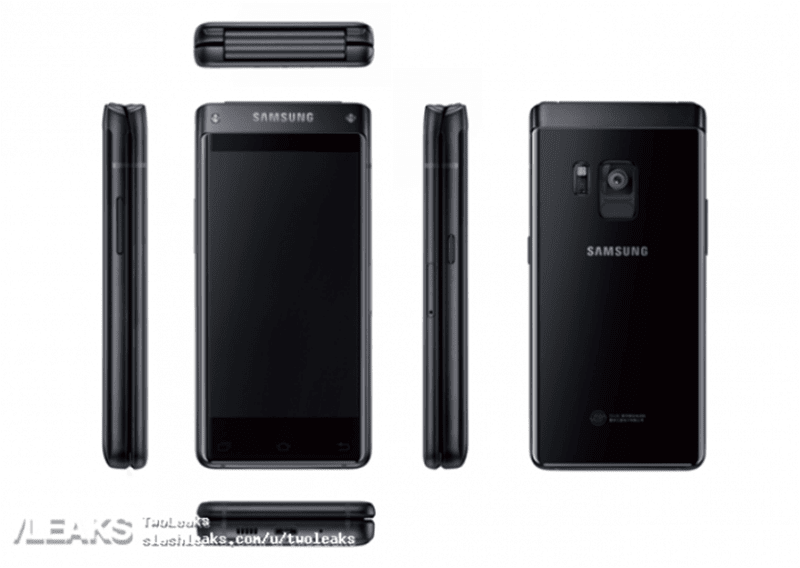 Samsung Will Reveal A High-End Flip Phone Soon