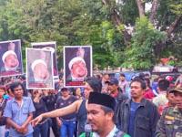 Begini Pernyataan Keras Ketua GP Ansor Manado Terkait Rizieq Shihab Yang Tidak Kunjung Ditangkap
