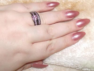 Lulu's Life Almond Nails
