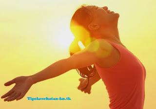 Manfaat Berjemur Sinar Matahari Untuk Kulit