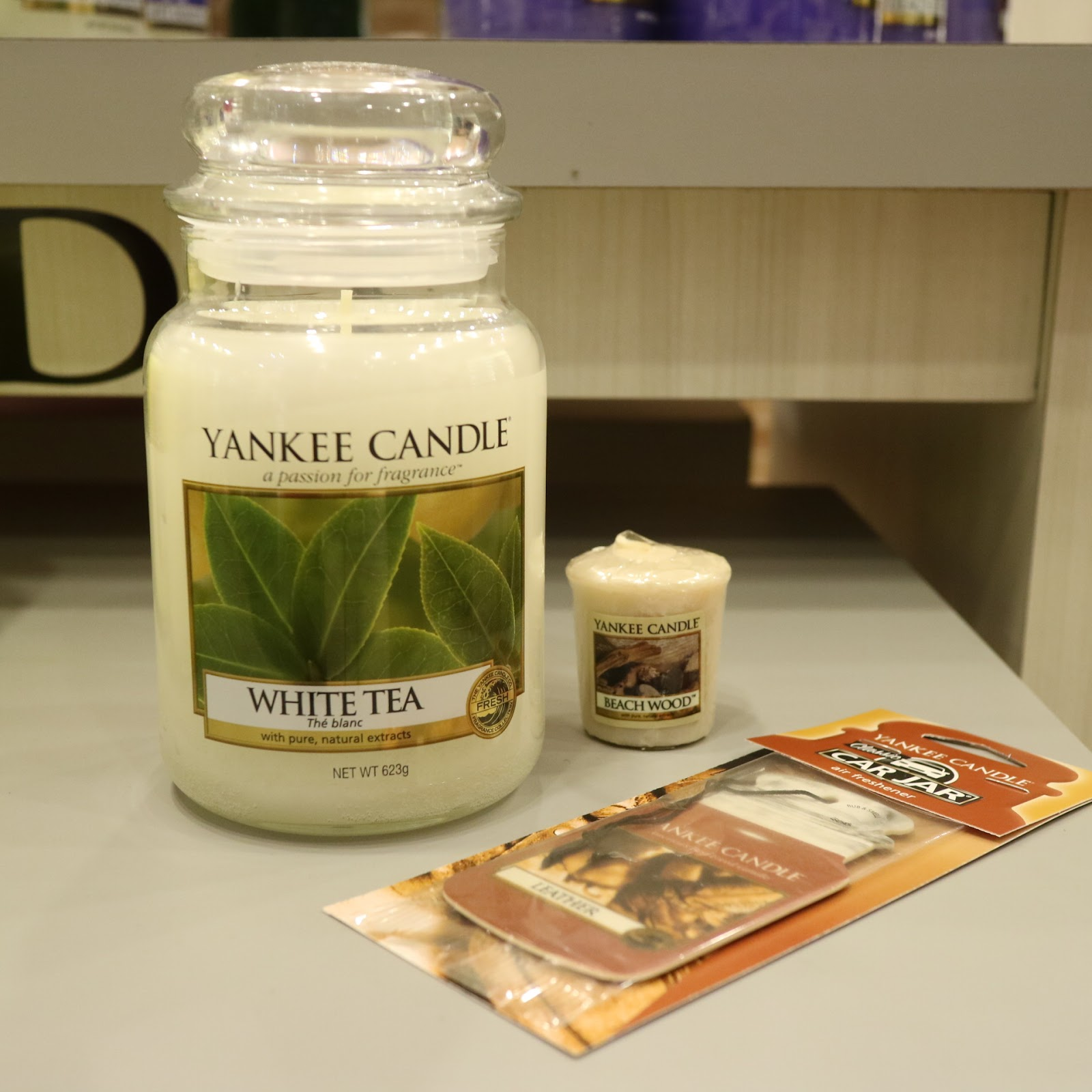 GASTRONOMY by Joy: Yankee Candle Now in Manila
