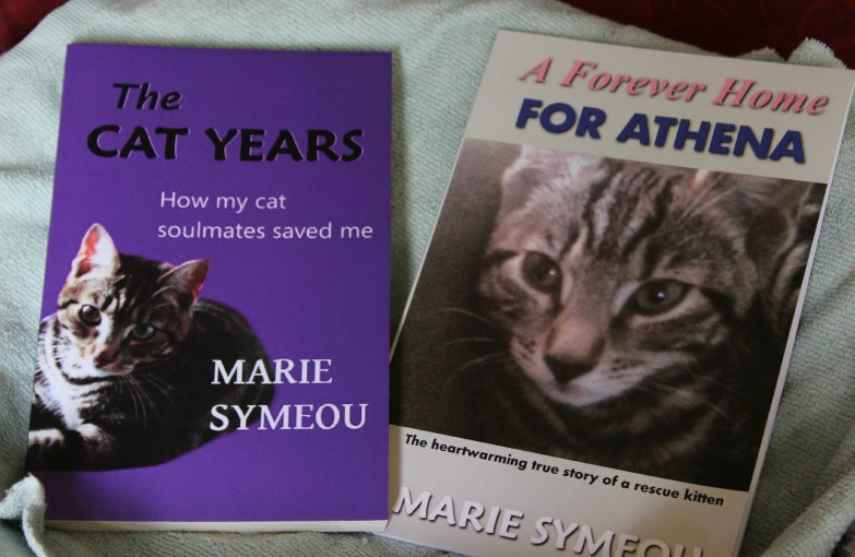 2 cat books