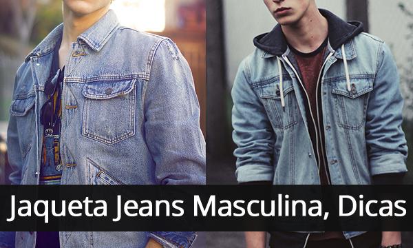 3b280432508 Já falei na última semana sobre Jaquetas de Couro Masculinas e também sobre  Colete Jeans Masculino