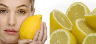 lemon skin care tips in urdu