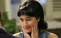 Tatjana Saphira sebagai Fatmawati/Mieke Di Film Sweet 20