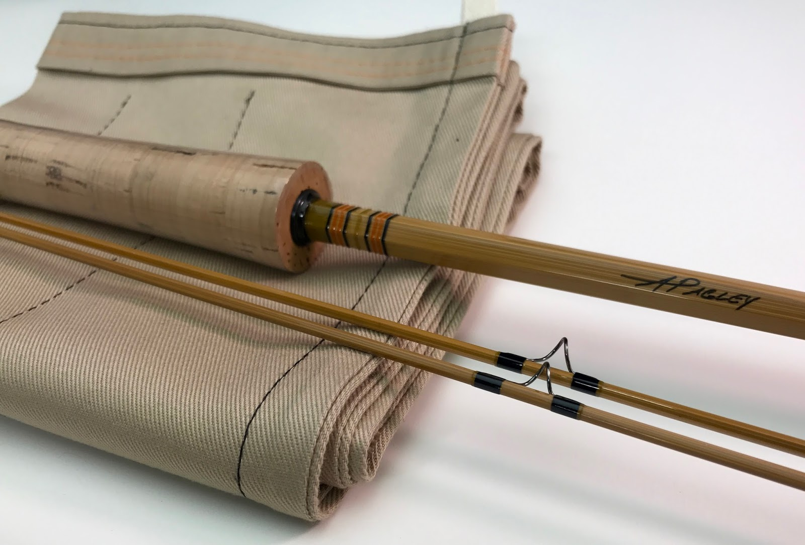Anthony Joseph Pagley Jr Bamboo Fly Rods