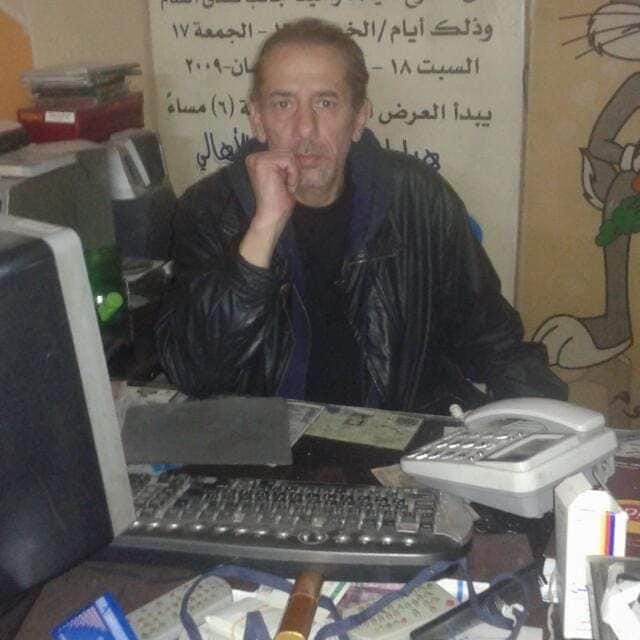 أهل الفن ودعوا اليوم المخرج السوري الشاب هشام عبدالله النشواتي وسط حزن عميق