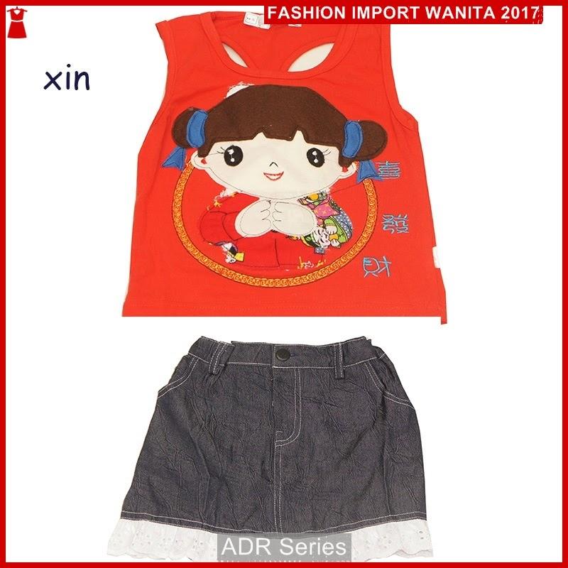 ADR178 Pakaian Wanita Xin Baby Imlek Import BMG