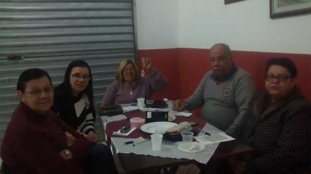 Coordenação da APEOESP promove reunião com professores aposentados em Pariquera-Açu