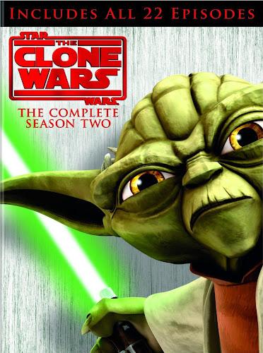 Star Wars La guerra de los clones Temporada 2 Completa Latino