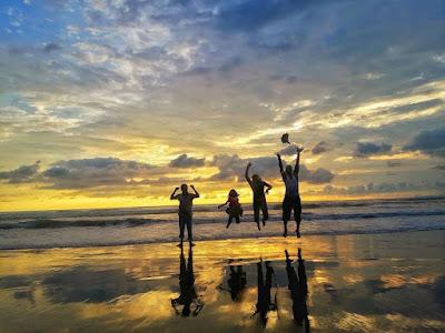 Backpacker Blitar - Pantai Serang Blitar