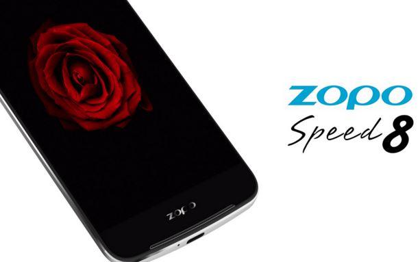 Zopo speed 8 smartphone