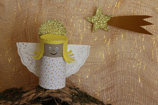 angel rollo papel higienico