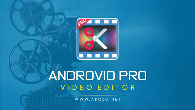 Aplikasi AndroVid Pro Video Editor