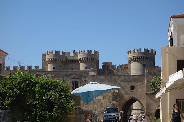 palais des chevaliers rhodes