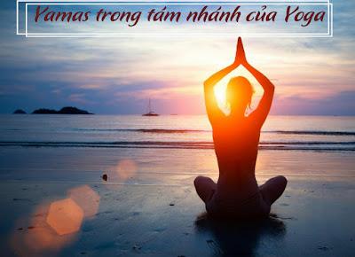 Tám nhánh của Yoga-Yamas