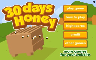 30 Days Honey - Jeu de Simulation sur PC