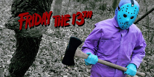 Zombies And Jason In Fan Film Homage To Nintendo's Friday The 13th Game