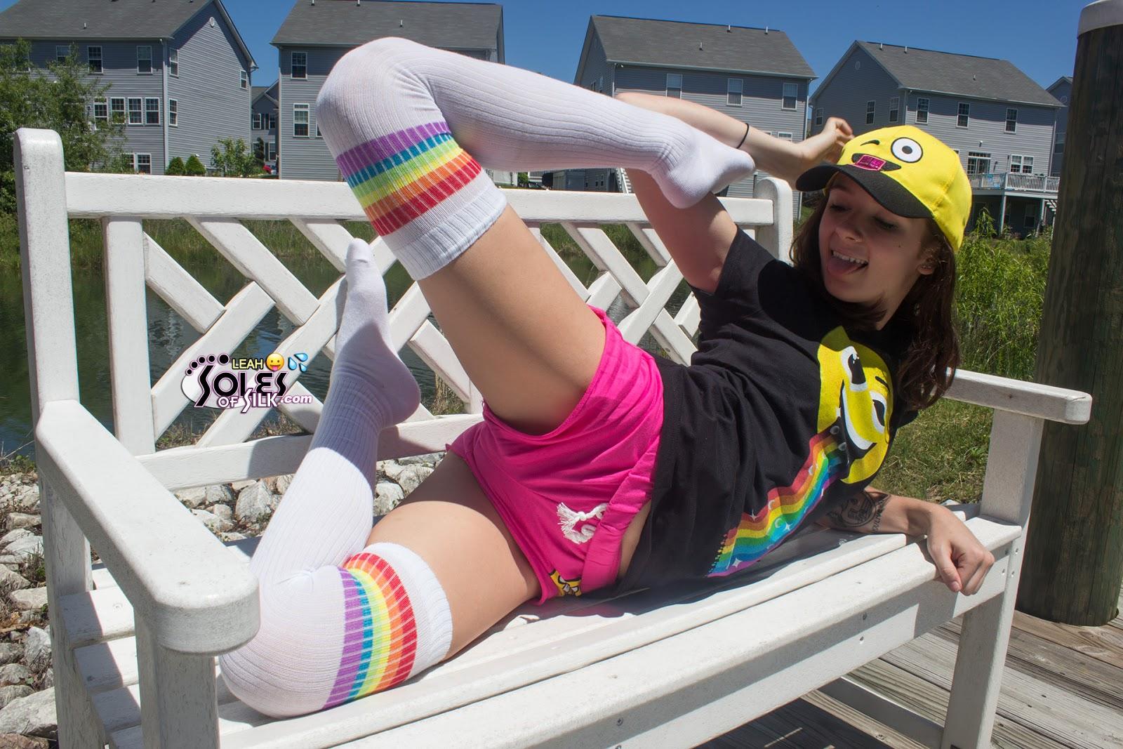 Woman empowerment socks