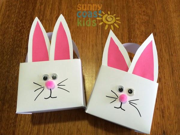 5 Easy Easter Bunny Crafts For Toddlers Preschoolers Kindergarteners